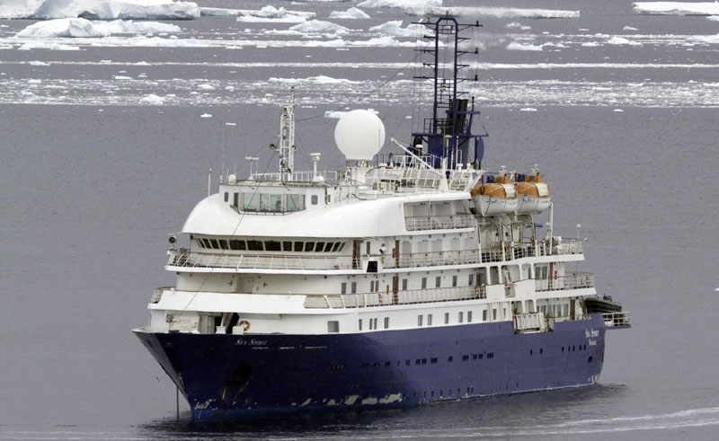 sea spirit polar vessel