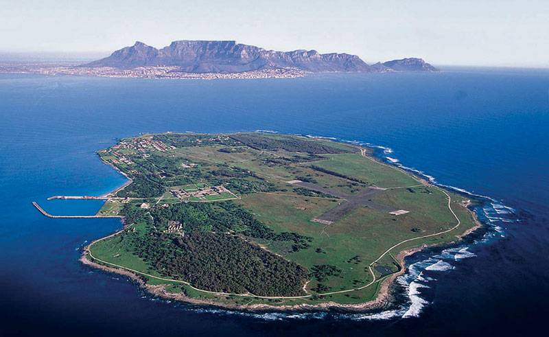 south africa cape town robben island