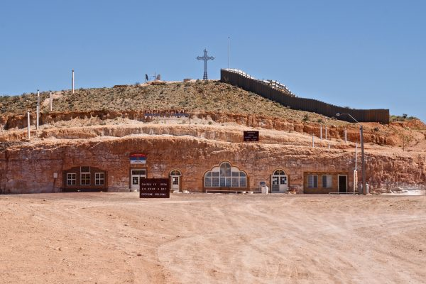 south australia coober pedy serbian orthodox underground church istk