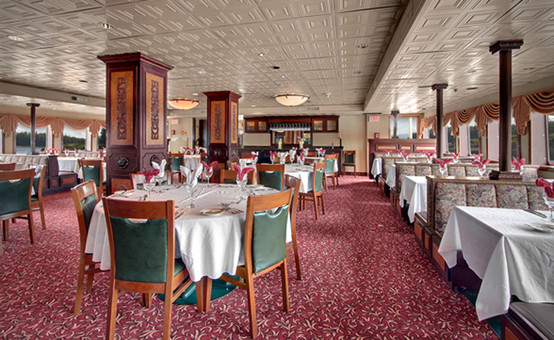 ss legacy dining room