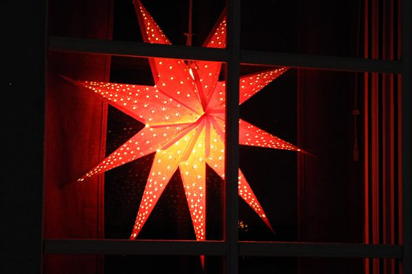 sweden winter christmas star istk