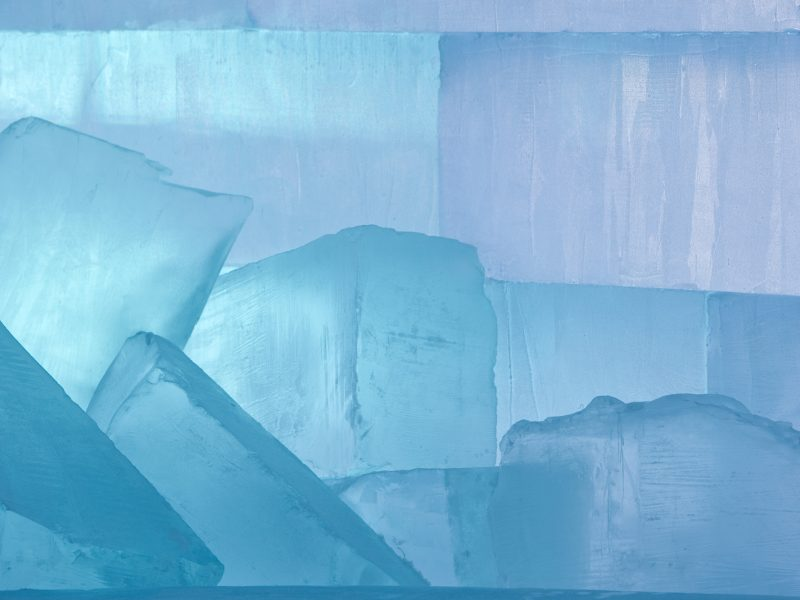 swedish lapland jukkasjarvi icehotel ice blocks detail rth