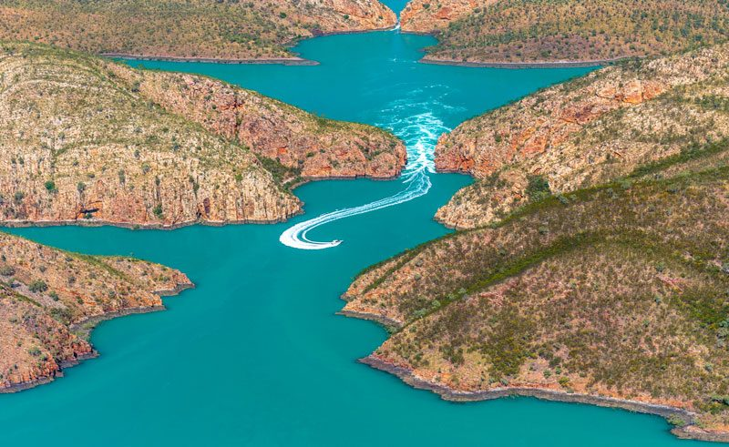 wa horizontal waterfalls