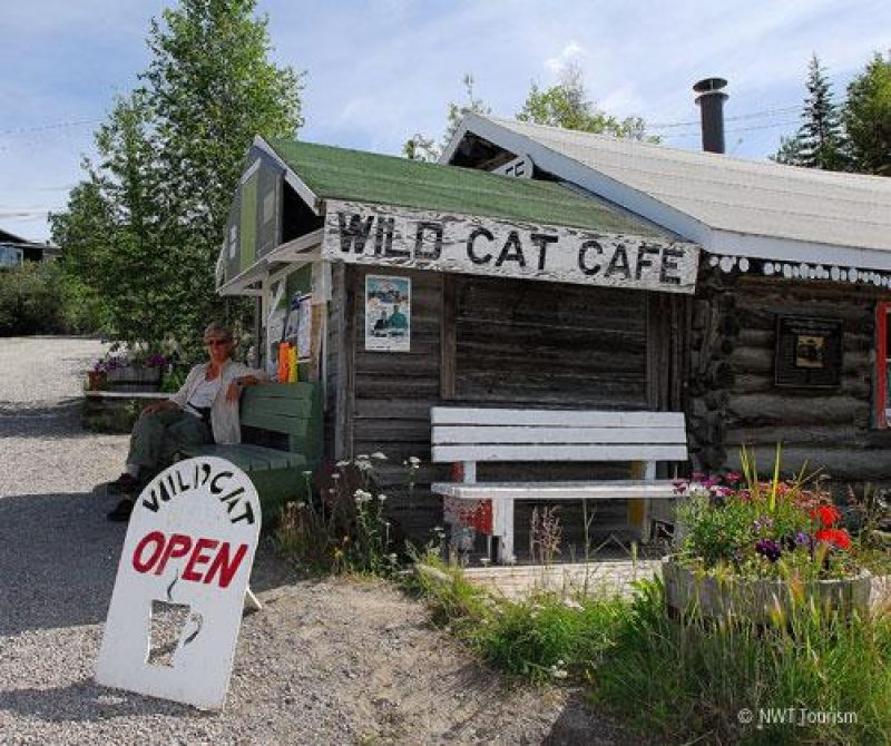 wildcat cafe yellowknife