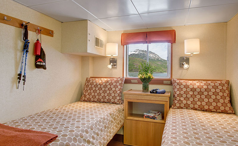 wilderness discoverer twin cabin