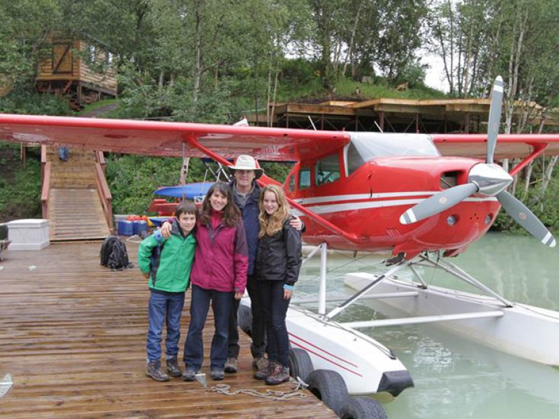 will gray family alaska