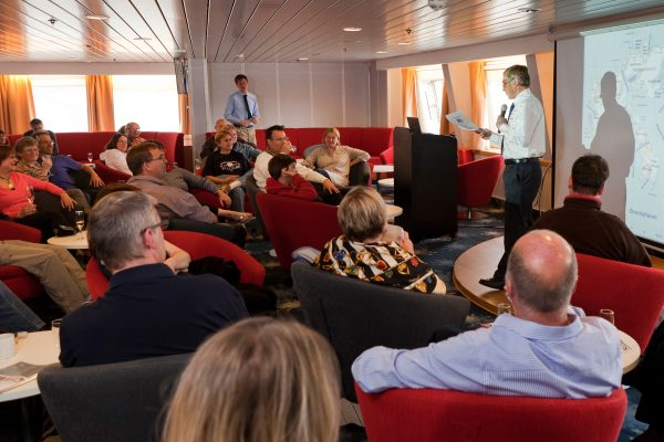 arctic spitsbergen onboard presentations rth