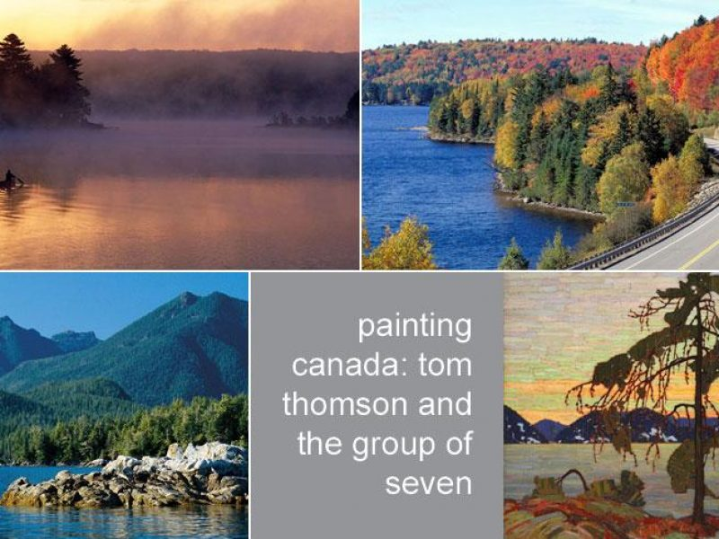 canada tom thomson artwork 1