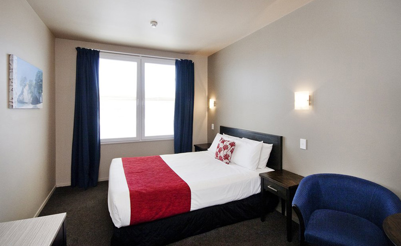 copthorne grand hotel new plymouth standard double room