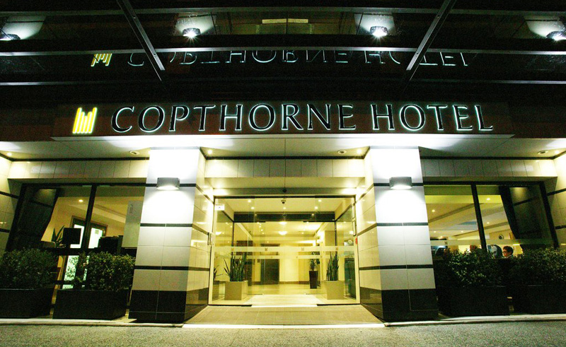 copthorne oriental bay wellington entrance