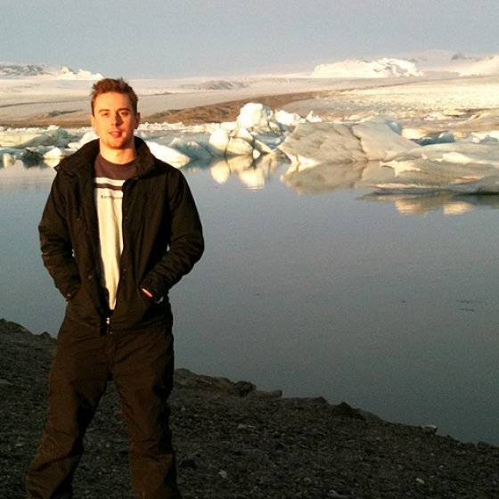 education dan stacey in iceland