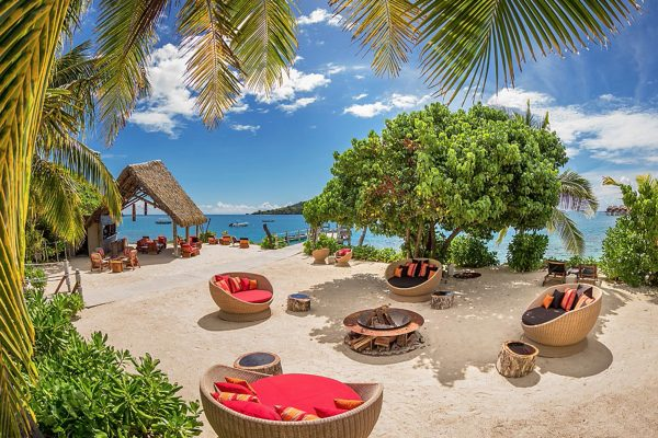 fiji likuliku island resort beach and seating lir