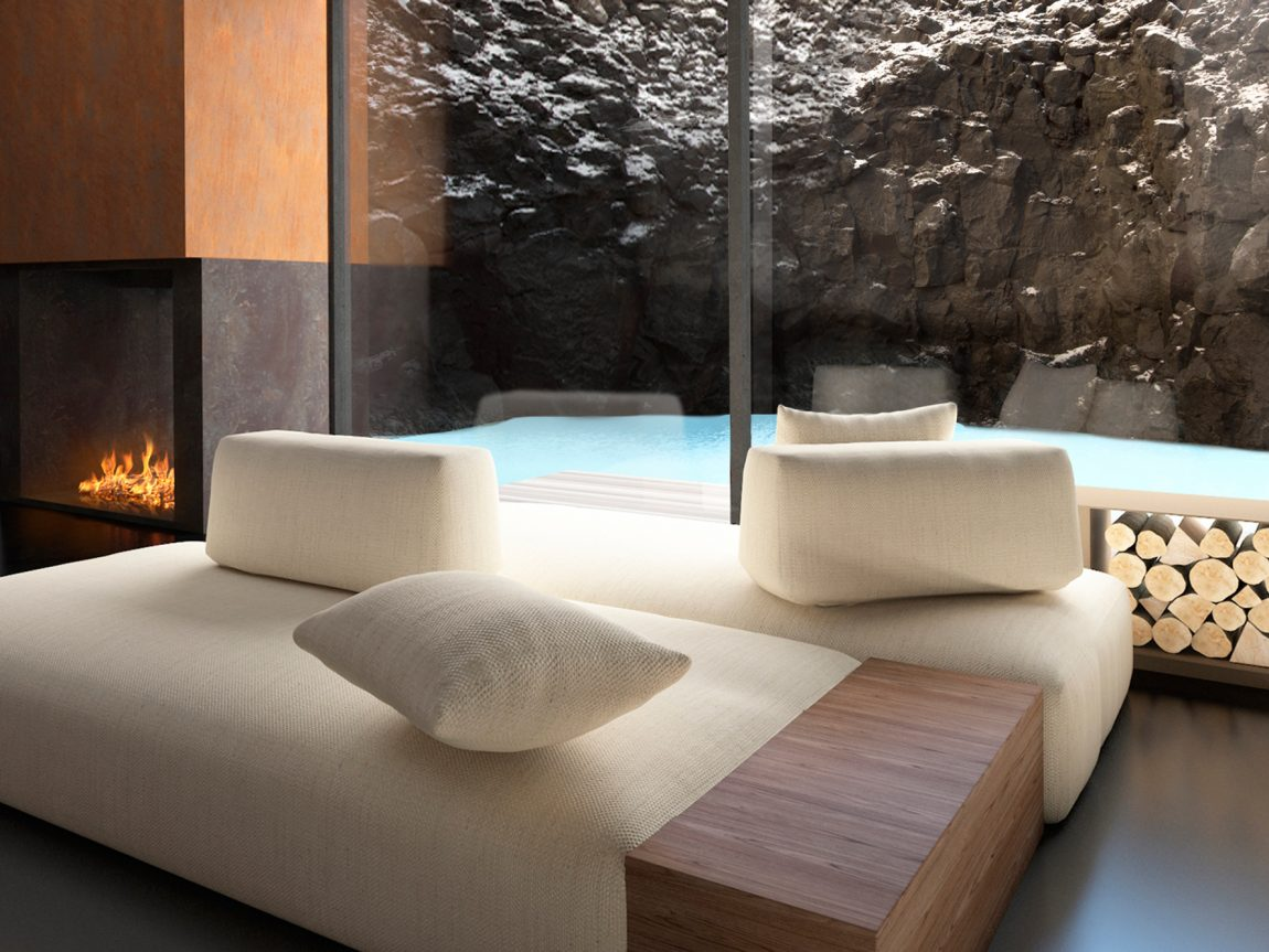 iceland south west blue lagoon retreat lava cove private spa suite blr