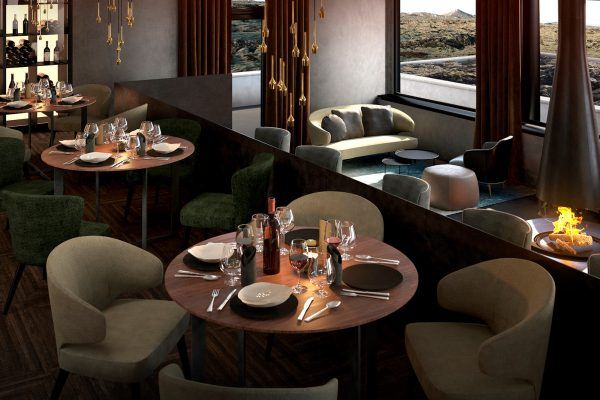 iceland south west blue lagoon retreat moss restaurant blr