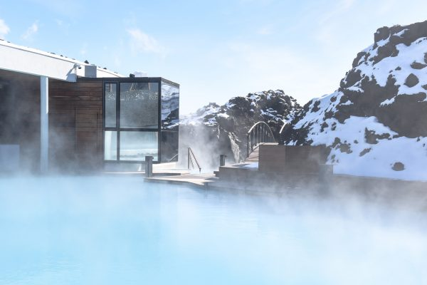 iceland south west blue lagoon snowy retreat lagoon blr