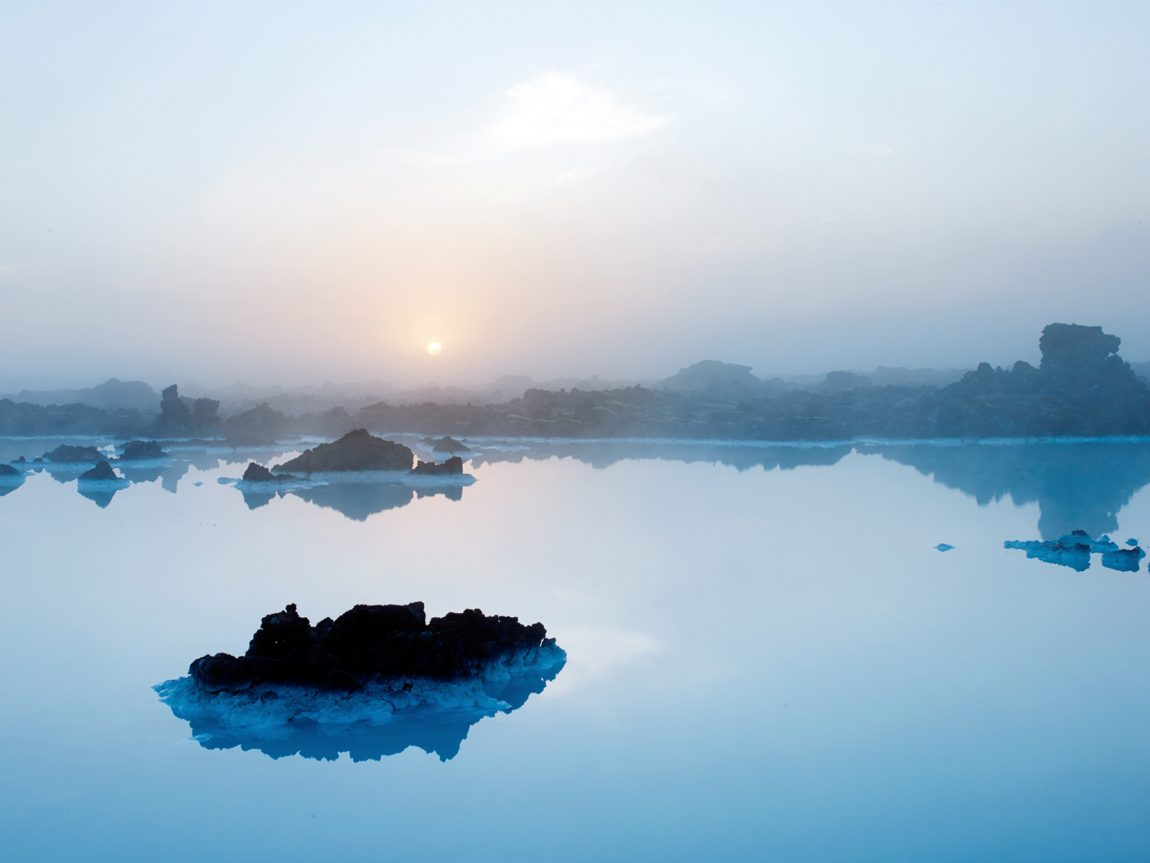 iceland south west blue lagoon tranquillity bl