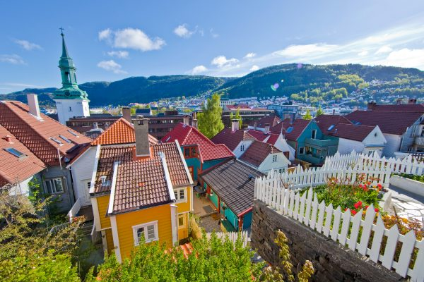 norway bergen rooftops istk