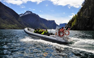 norway fjord heritage safari rib boat