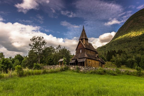 norway fjords urnes stave church istk