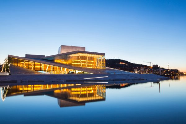 norway oslo opera house istk