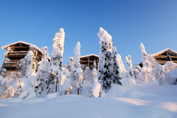 finnish lapland iso syote accommodation vf