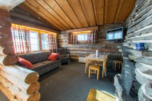 finnish lapland iso syote kelo lounge dining area