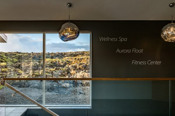 iceland south west northern light inn wellness spa entrance