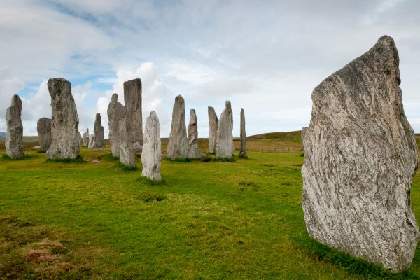 scotland outer hebrides callanish standing stones isle of lewis istk