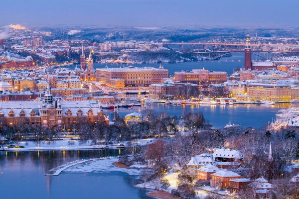 sweden stockholm snowy winter view smb oericson