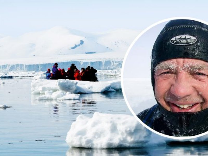 around spitsbergen with doug allan blog