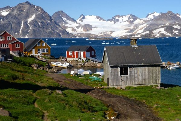 east greenland kulusuk village view ch