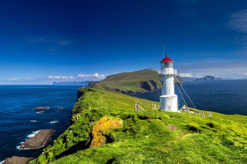faroe islands mykines lighthouse istk