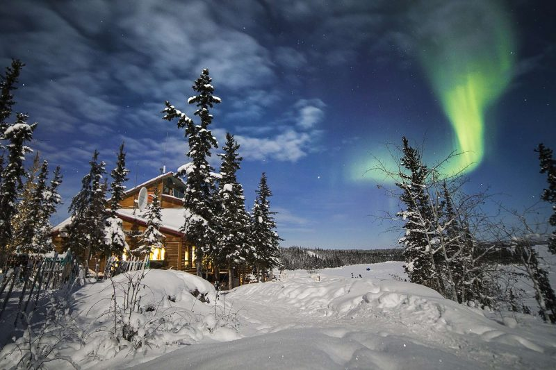 blachford lake lodge aurora