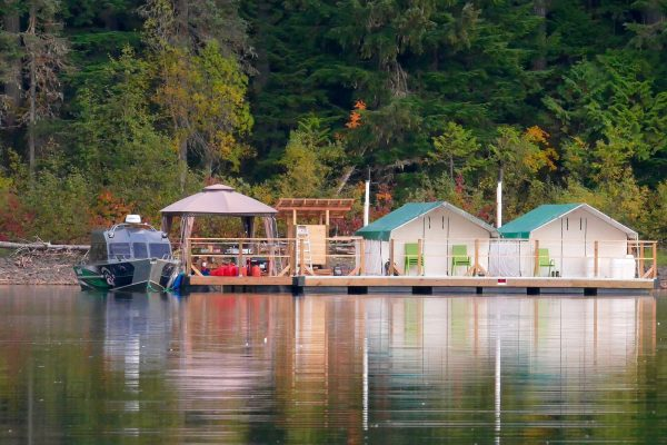 canada british columbia camp across the water ecot