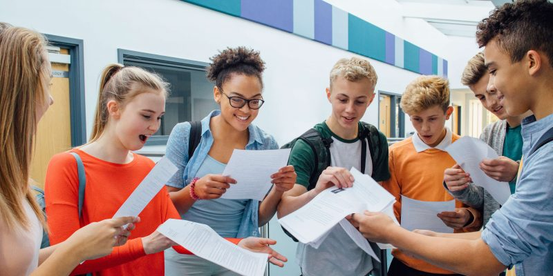 eduation generic exam results