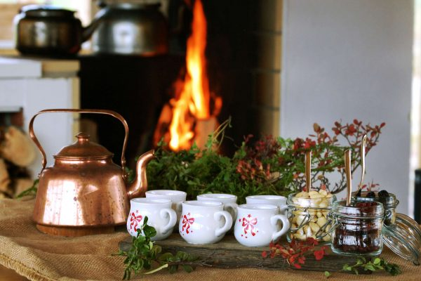 swedish lapland ripan mulled wine and fire cr iw