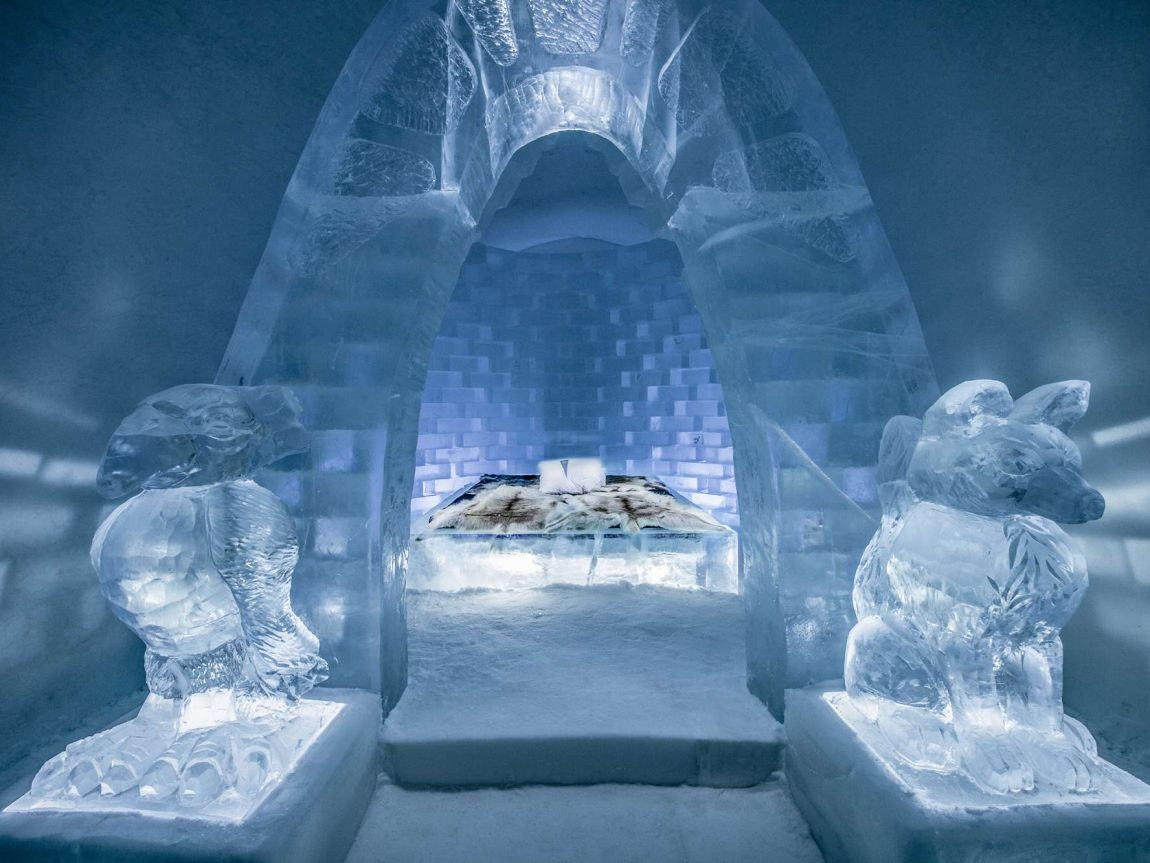 swedish lapland icehotel29 art suite haven ak