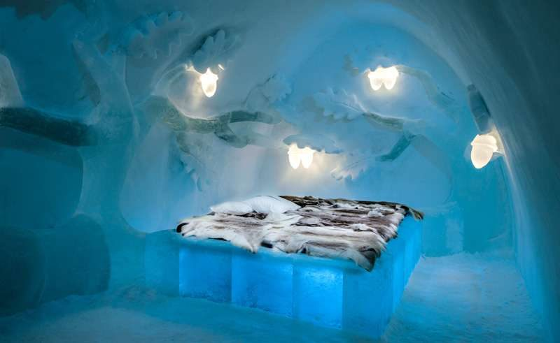 swedish lapland icehotel29 art suite oak by tjasa gusfors ak