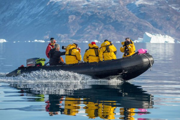 east greenland scoresbysund zodiac photographer rth