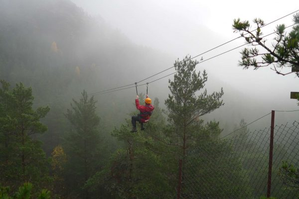 norway zipwire