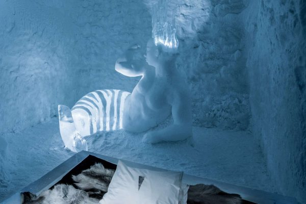 365 icehotel art suite mermaid fitness 2017 ak