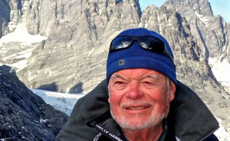 expedition guide jim Gardner polar latitudes