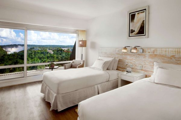 gran melia iguazu twin room with view