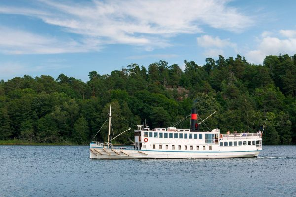 stockholm mariefred steamboat istk