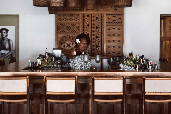 fiji tokoriki island resort cocktail bar