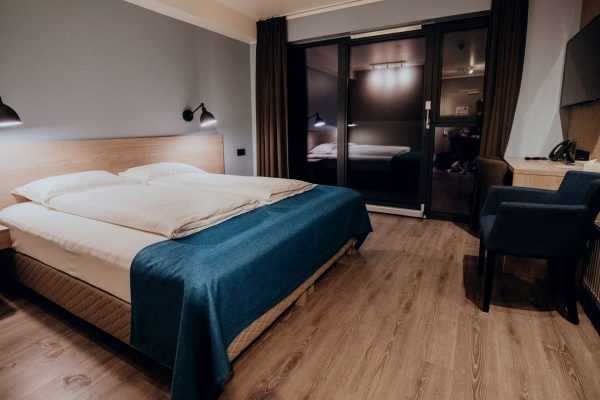 iceland south west hotel kria double bedroom