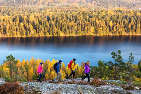 dalsland sorknatten hiking group dals ws