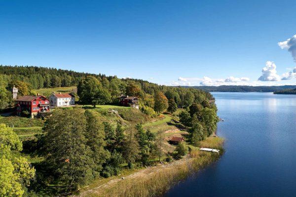dalsland stenebynas at lake ivag dals ws