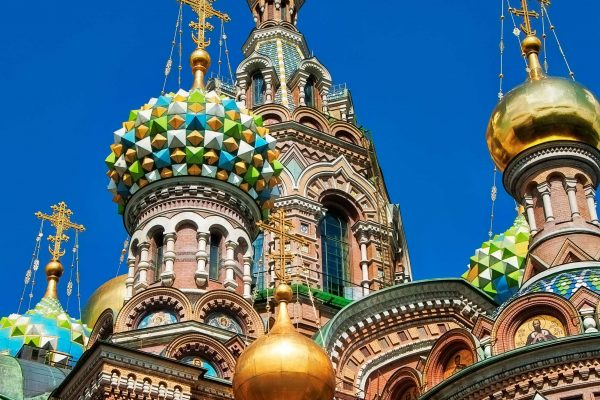 russia st petersburg church of the saviour on spilled blood detail istk