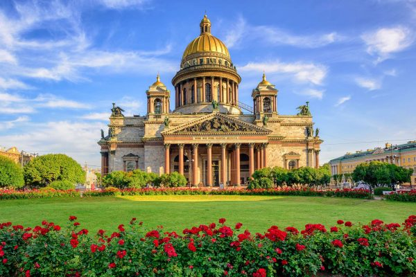 russia st petersburg st isaac cathedral istk